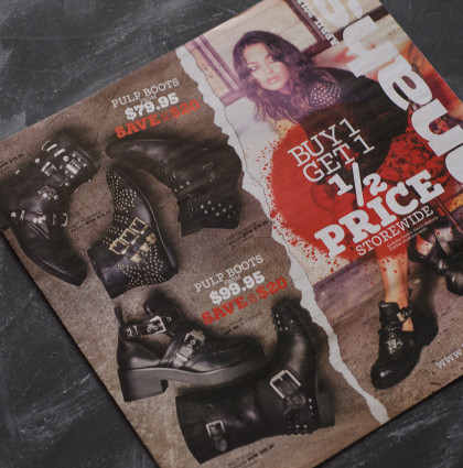 Retail Catalogues + Look Books
