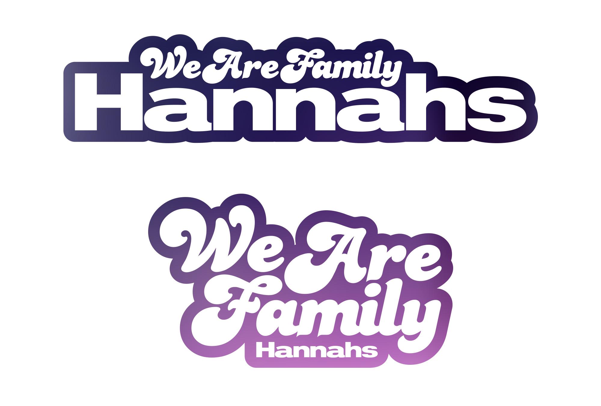 hannahs we are family kathrin kohl