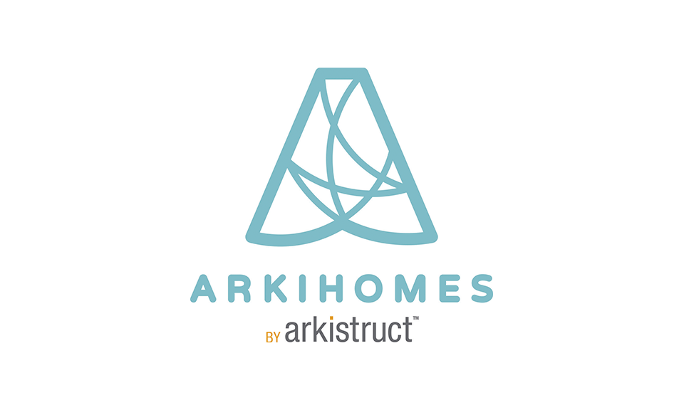 Arkihomes logo